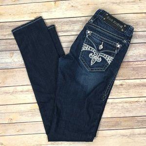 ROCK REVIVAL Sora Skinny Jeans